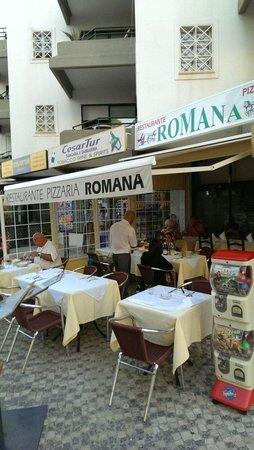 Pizzaria Romana