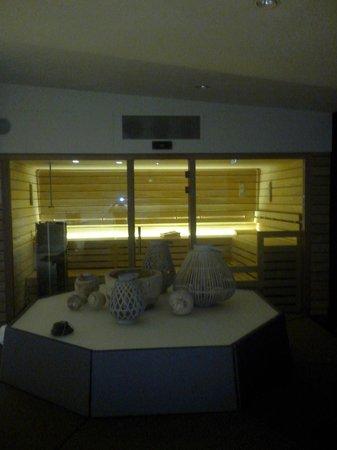 Pullman Eindhoven Cocagne : sauna
