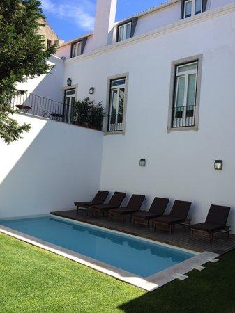 Casa Balthazar: Zwembad