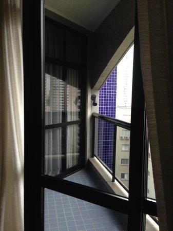 Address Faria Lima by Intercity: Varanda do Apartamento Luxo