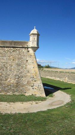 Castillo de San Fernando: Vista exterior