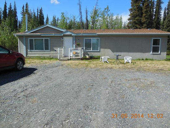Alaska Copper River B&B : This is it! - Owner's home is separate