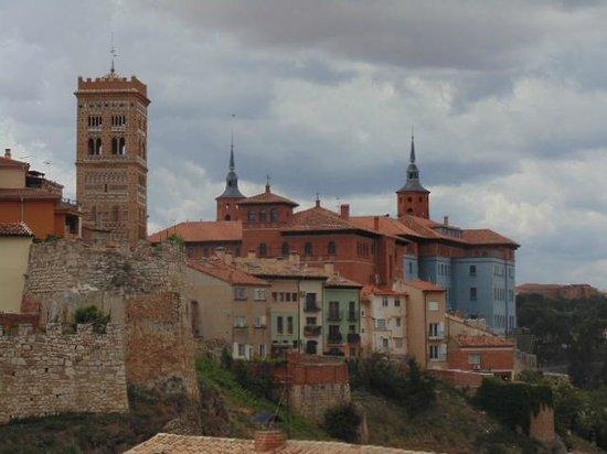 Catedral de Teruel: torre de teruel