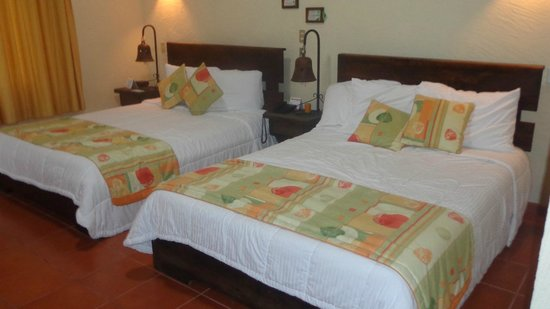 Arenal Springs Resort and Spa: Camas del hotel