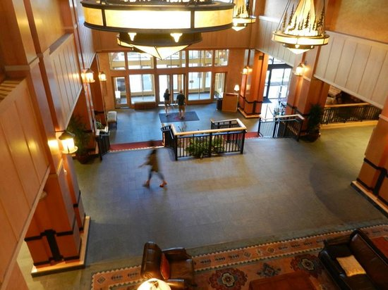 The Steamboat Grand : Main Lobby Area