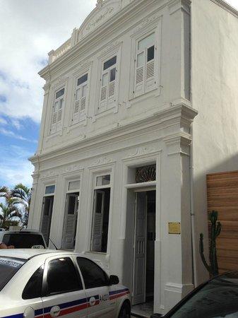 Zank by Toque Hotel: Fachada.
