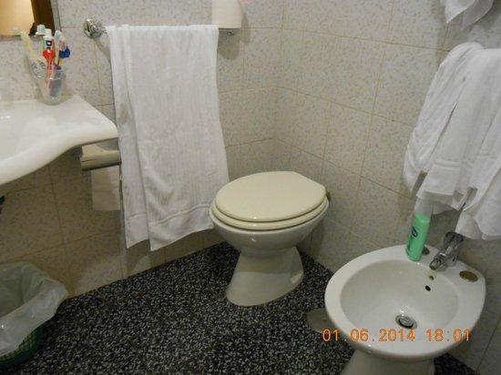 Ascot : bagno