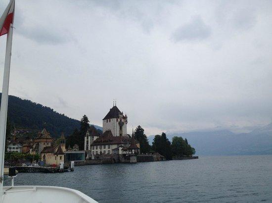 Schloss THUN: Castle on the Lake
