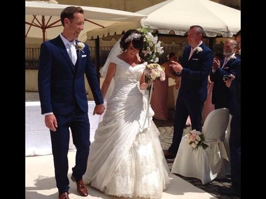 Grand Hotel Villa Tuscolana: wedding