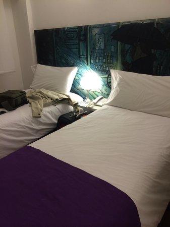Infinito Hotel: Habitación impecable