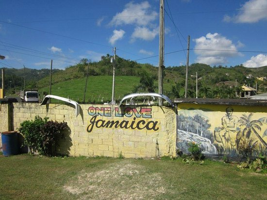 ClubHotel Riu Ocho Rios : Bob Marley Tour