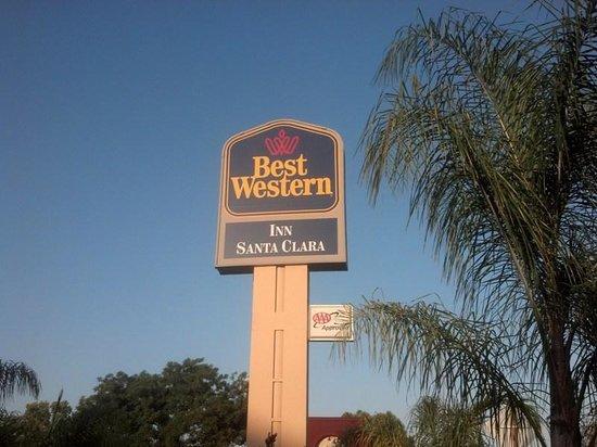 BEST WESTERN Inn Santa Clara: Clean and a Good Value