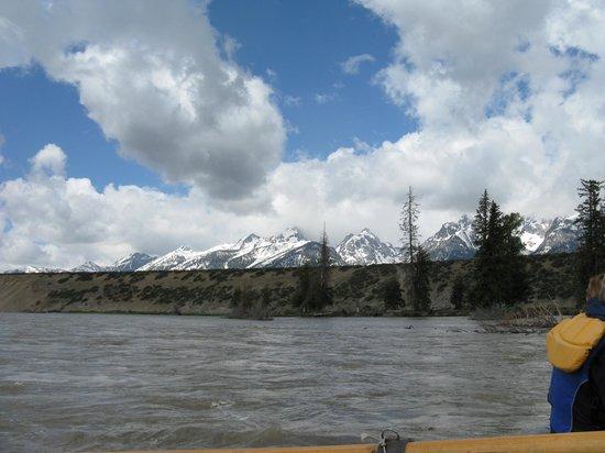 Solitude Float Trips: Beautiful Snake River trip