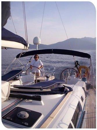 Sailing 5 Terre - Day Tours: Paolo alla guida!