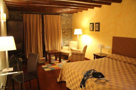 Hotel Los Arcos : Habitación.