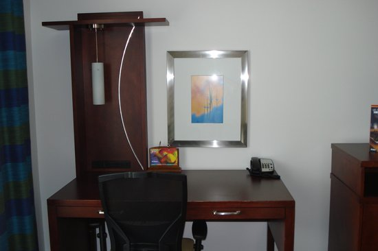 Hotel Indigo Jacksonville Deerwood Park: Desk
