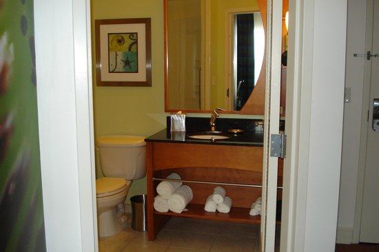 Hotel Indigo Jacksonville Deerwood Park: Bathroom