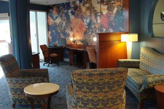 Hotel Indigo Jacksonville Deerwood Park: Business Center