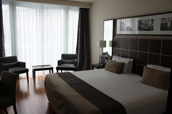 Eurostars Berlin Hotel: habitacion