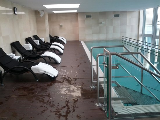 Eurostars Berlin Hotel: piscina