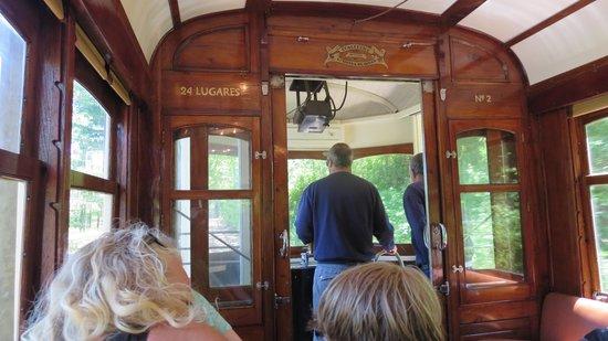 Train Touristique de Sintra : Eléctrico de Sintra