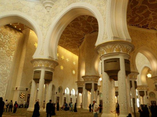 Mosquée Cheikh Zayed : Мечеть шейха Зайда