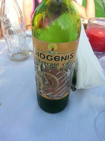 Diogenis: The housewine