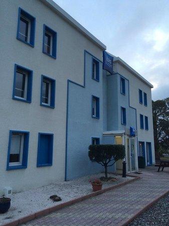 Ibis Budget Perpignan Sud: Fachada principal