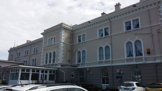 Royal Hotel: Front 1