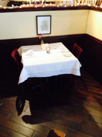 Madeline's Restaurant: Nook