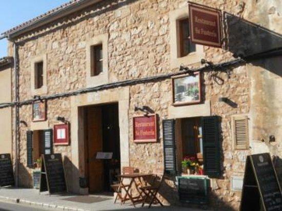 Restaurant Sa Fusteria