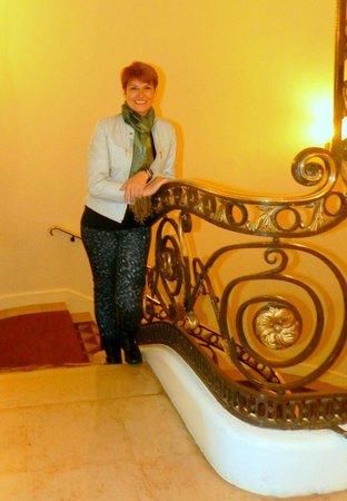 Crowne Plaza Paris Republique : Linda escada