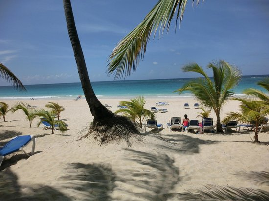 Occidental Caribe : Plage2