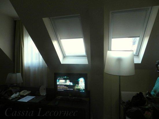 Crowne Plaza Paris Republique : O quarto
