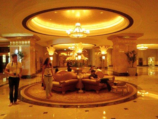 Emirates Palace Hotel: Отель Emirates Palace