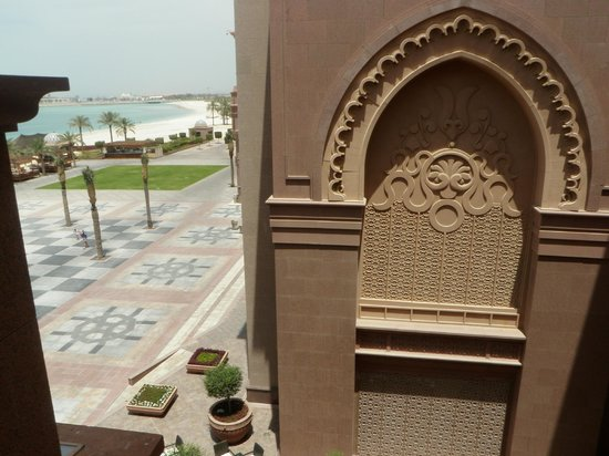 Emirates Palace Hotel: Отель Emirates Palace