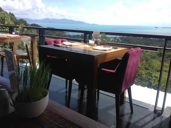 Mantra Samui Resort: Breakfast Room