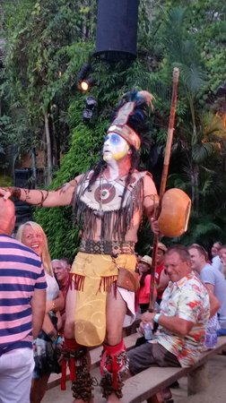 """Rhythms of the Night by Vallarta Adventures: introduction to show """" rhyme of the night """""""
