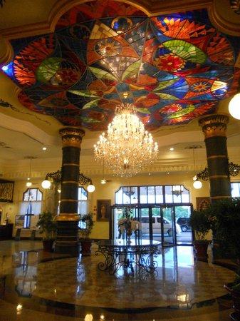 Hotel Riu Palace Punta Cana : Entrada al hotel
