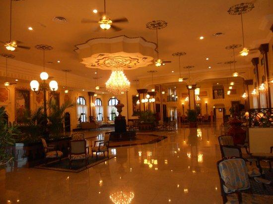 Hotel Riu Palace Punta Cana : Salones de reposo