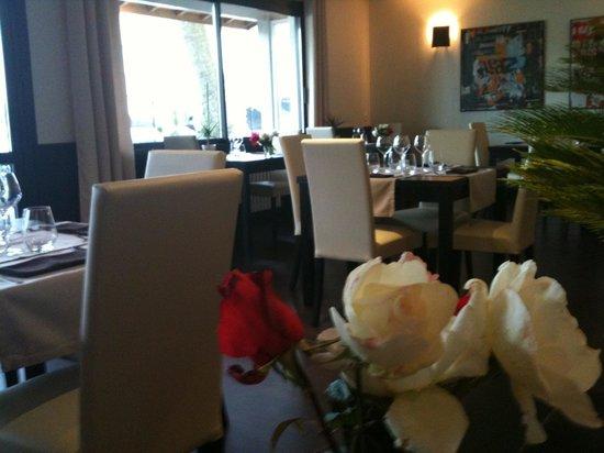 Restaurant Les Platanes : Le restaurant
