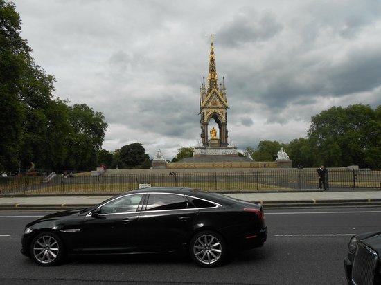 Albert Memorial : MONUMENTO AL PRÍNCIPE ALBERTO - LONDRES