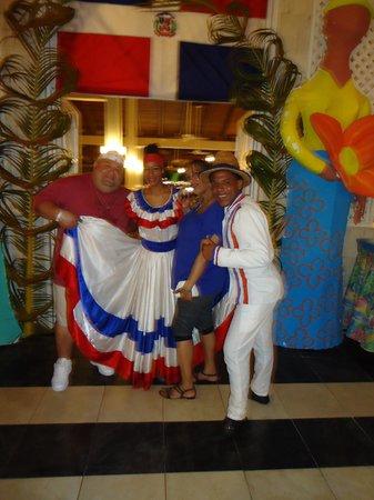 Vista Sol Punta Cana : Maria & Obama