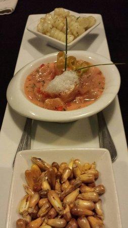 Uchu Peruvian Steakhouse: Amazing ceviche.