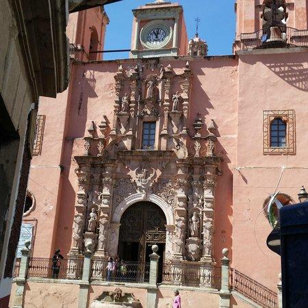 Hotel Boutique 1850 : Guanajuato, Mexico