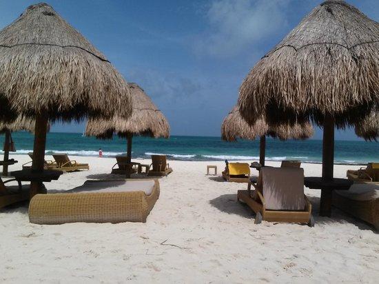 Iberostar Grand Hotel Paraiso: Relax @La playa
