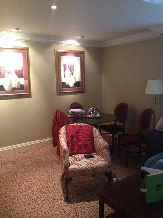 Redworth Hall Hotel: Dining area