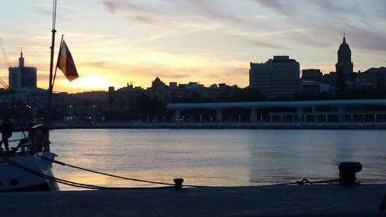 Sunset views from Saloniki
