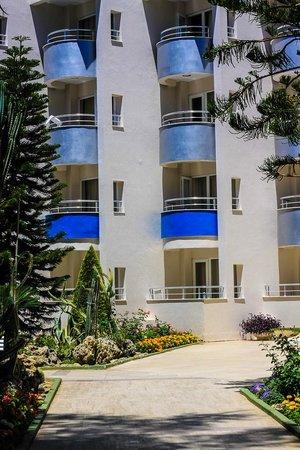 Botanik Hotel & Resort: отель