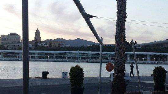 Vistas de cathedral desde Saloniki